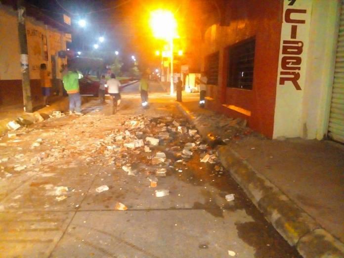 Daños preliminares del sismo de 7.0 (FOTOS) 19113850 1483866951677590 917378956404989408 n