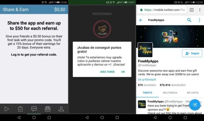 Instalé todas las aplicaciones para ganar dinero de Android, pero prefiero seguir siendo pobre androdi 8