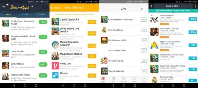 Instalé todas las aplicaciones para ganar dinero de Android, pero prefiero seguir siendo pobre android 6