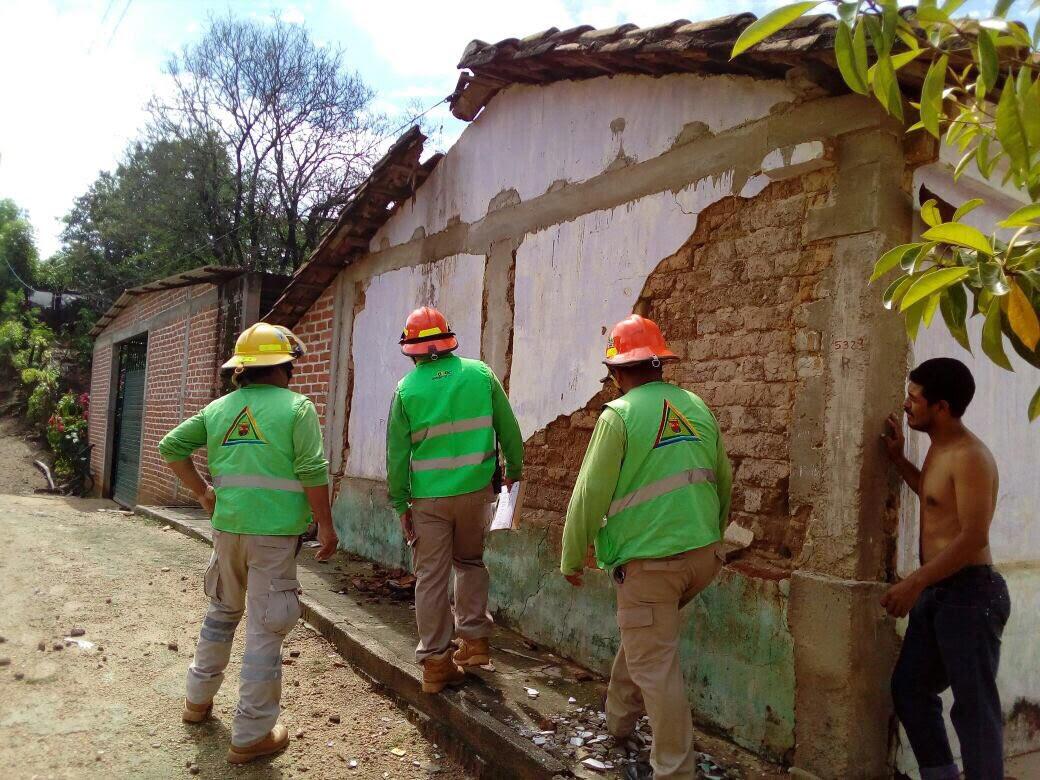 En Chiapas, 40 mil casas dañadas y un millón de afectados — MÉXICO