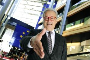 Hannes Swoboda, promotor de la iniciativa