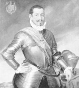 Maestre de Campo Francisco de Bobadilla
