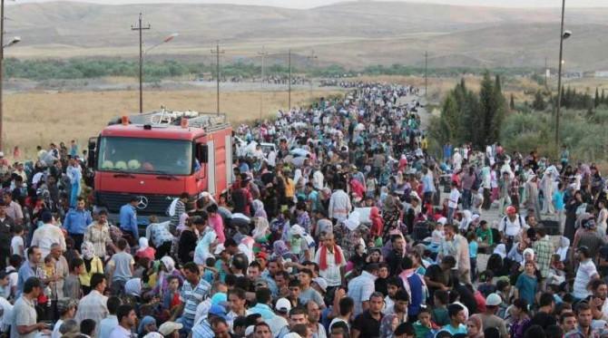 Refugiados en Dinamarca