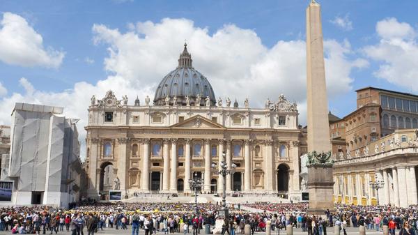 La Basílica de San Pedro, uno de los blancos que intentaría atacar la célula terorrista encabezada por Abu Nassim