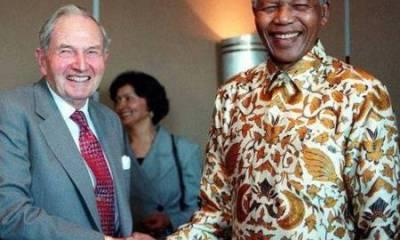Genocidio Blanco en Sudáfrica