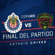 Rayados y Chivas a semifinales de la Copa Mx