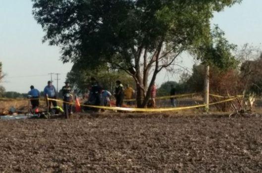 Buscan a niño de 3 años que cayó a un pozo, en Villagrán