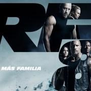 Cine: Desde la caseta de proyección (No. 64) Rapidos y Furiosos 8
