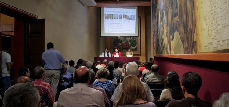 Se realiza en Querétaro Encuentro Nacional de Historiadores