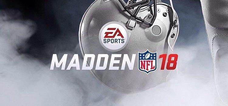 Se reveló la portada del Madden 18