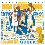 ¡Warriors, campeones de la NBA!