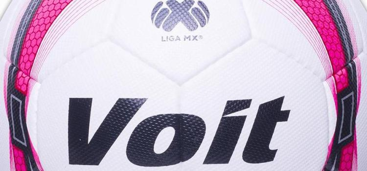 Presentan nuevo balón para la Liga Mx