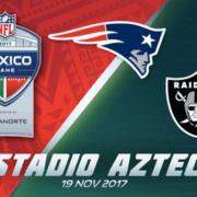 """""""Vuelan"""" boletos para el Patriots Vs Raiders"""