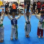 Niña queretana obtiene 2° lugar en torneo nacional de Taekwondo