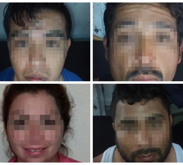 """3era. """"narcotienda"""" que revienta esta semana la Fiscalía; 4 detenidos"""