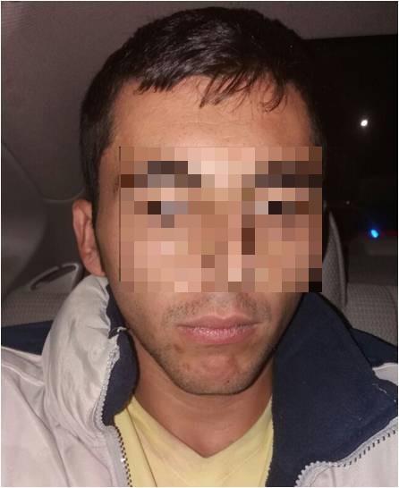 Asesinó a taxista atropellándolo con su propio vehículo