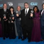 """Del Toro y """" Coco"""" triunfan en los Critics Choice Awards 2018"""