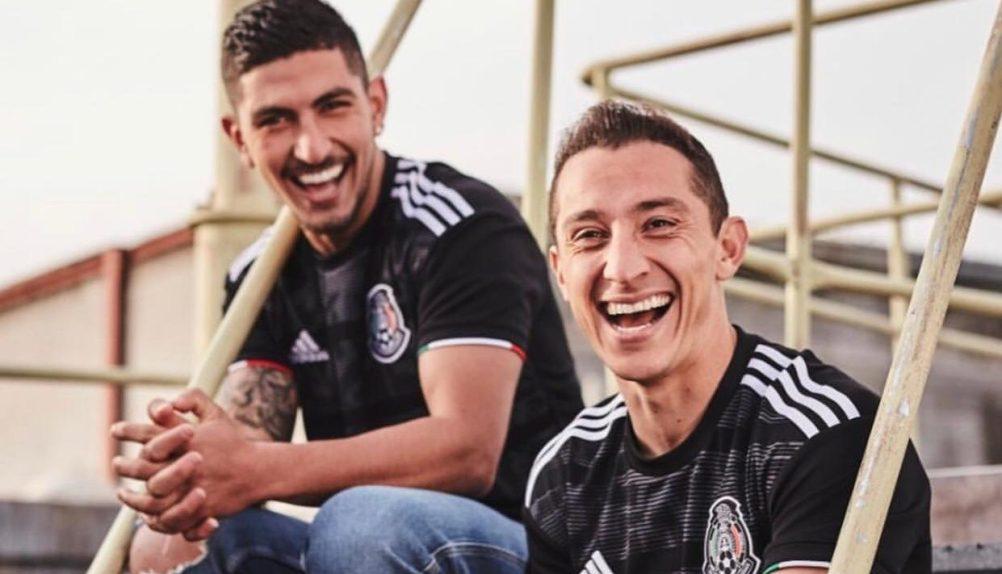 e5ae01e340d38 Presentan la nueva playera de la Selección Mexicana de fútbol ...