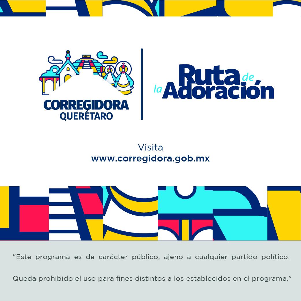 Ruta Adoración Corregidora