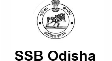 State selection board odisha recruitment