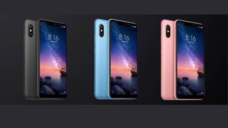 Redmi Launched its New Mobile Phone 6 Pro. Read all about specification and price here