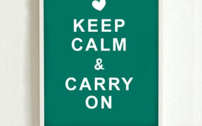 """Why """"Stay Calm"""" Is Not a Crisis-Response Plan"""