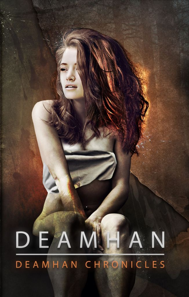 DEAMHAN OFFICIAL COVER