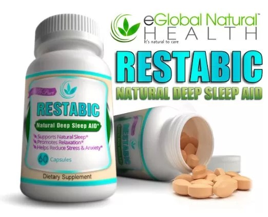 Restabic Sleeping Pills Natural Review