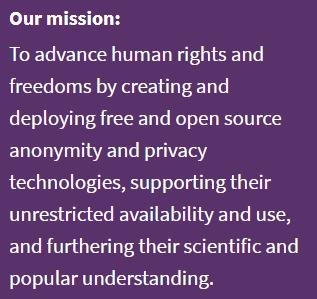 tutelare la privacy online tor
