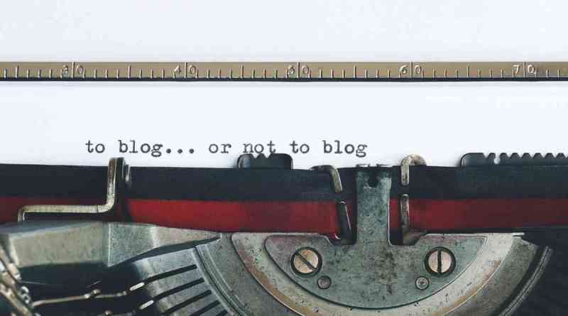 write a compelling blog
