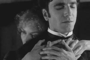 Daniel Day Lewis e Michel Pfeiffer nell'Età dell'Innocenza