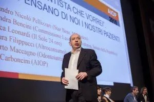 Moderatore al XXXIV Congresso Internazionale AIOP - Bologna