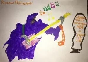 Ghosting, fare il fantasma in amore secondo mia figlia, Rebecca Pellizzari, 8 anni