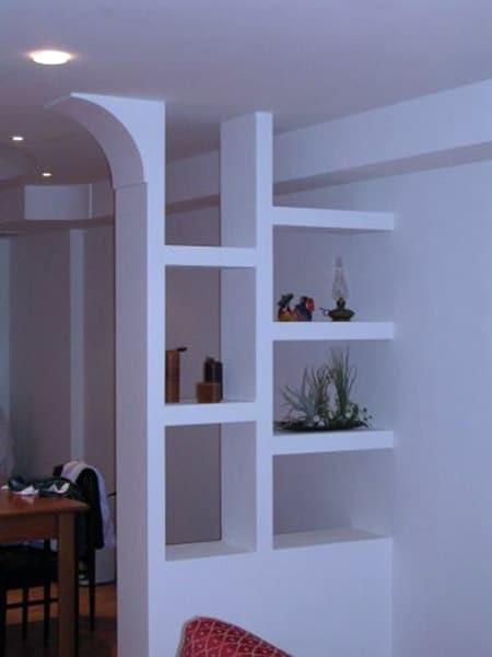 Realizziamo pareti attrezzate moderne in cartongesso per qualsiasi tipo di stanza, in particolare per cucine e soggiorni. Pareti Attrezzate In Cartongesso Collecchio Langhirano Parete Divisoria Per Soggiorno Ufficio Negozio