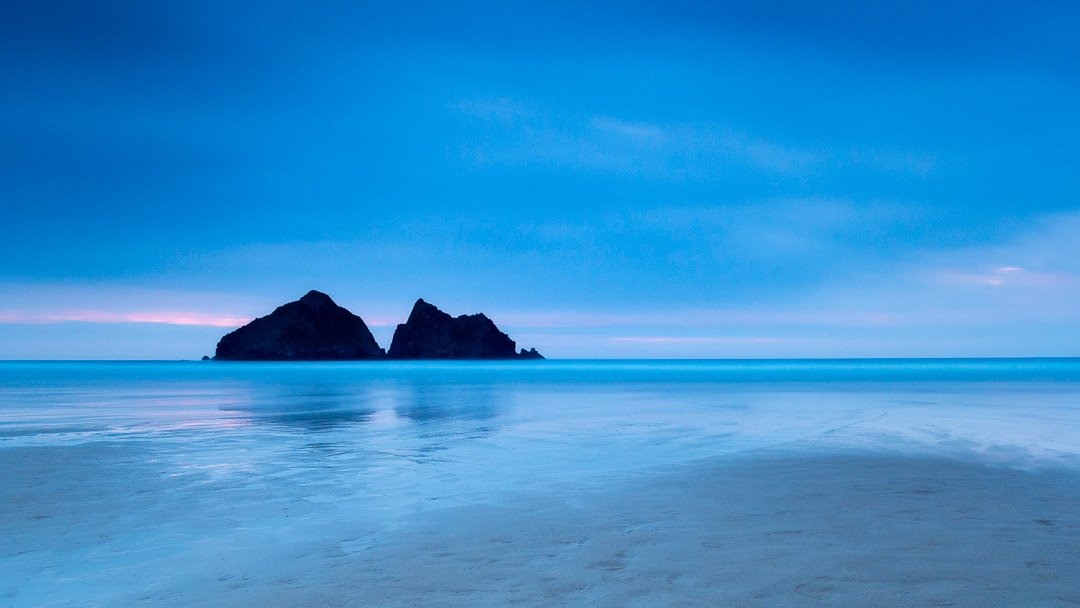 Cornovaglia - Holywell Bay Beach