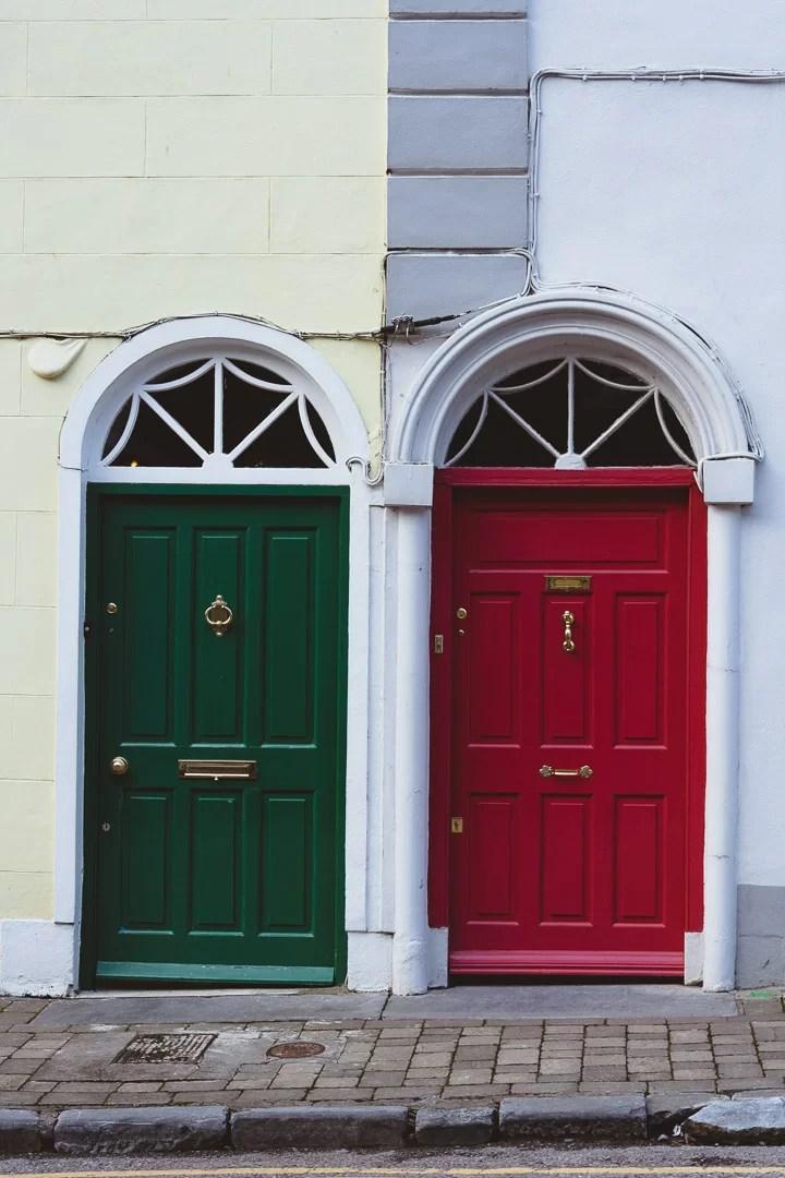 Ireland - Doors