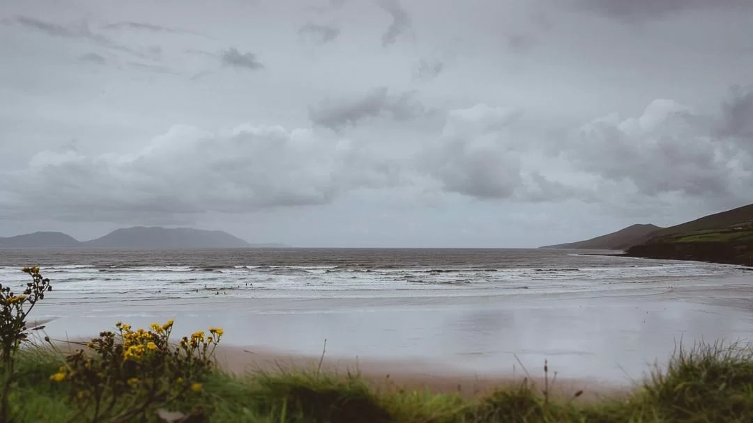 Ireland - Oceanic storm near Dingle