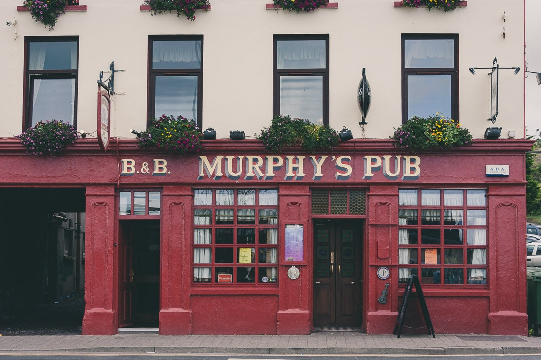 Ireland - Pub's life