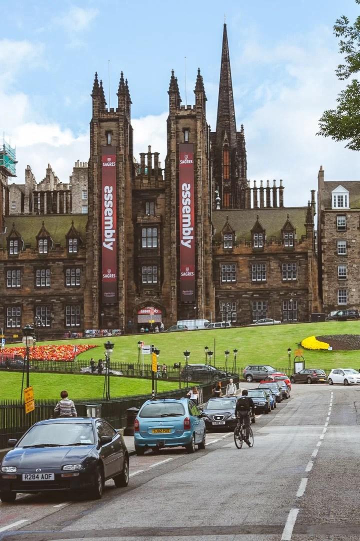 Scozia - Edimburgo