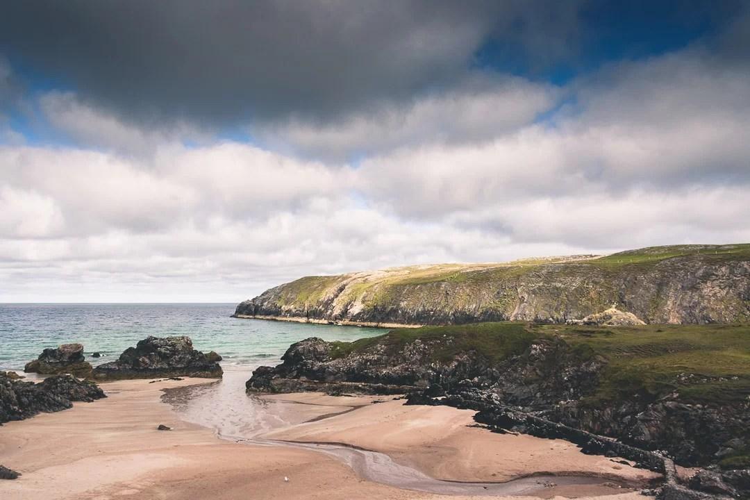 Scozia - Sango Bay - Durness