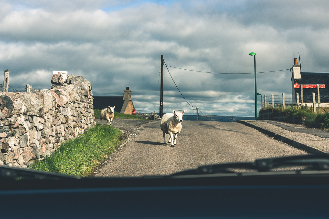 Scozia - Durness
