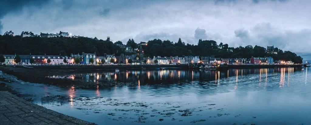 Scozia - Tobermory