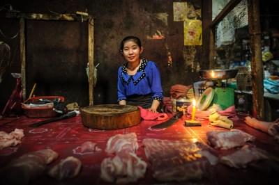 Local market, Siem Reap