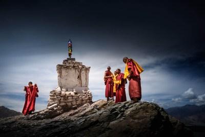Ladakh land of angels