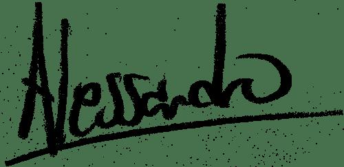 Alessandro Vigo | Online Coaching for Sprint & Hurdles - Firma Alessandro