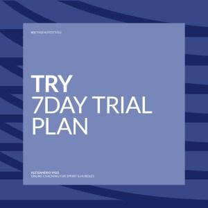 Alessandro Vigo | Online Coaching for Sprint & Hurdles - Try