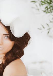 bride headpiece