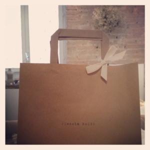 packaging accessori sposa