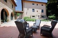 Villa for wedding near Florence