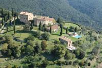 castle in Tuscan Maremma